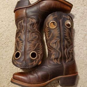Men's Ariat Leather boots